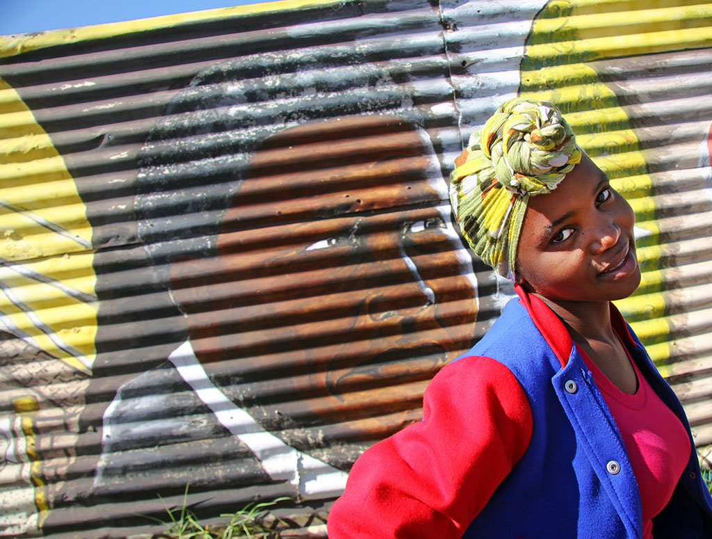 Soweto Beauty - Photo by Ilan Ossendryver